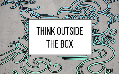 Think Outside The Box Thursday!