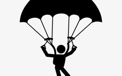 Parachutes!