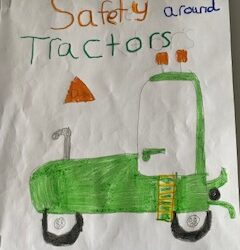 Safety Around Tractors by Cian O'Donovan