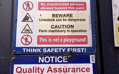 Signs and Symbols Farm Safe Schools Module 1