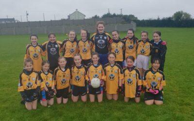 Girls Football School's Team