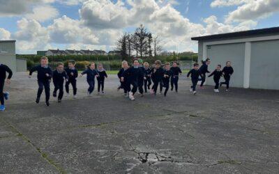 Active Schools Week Juniors and Seniors