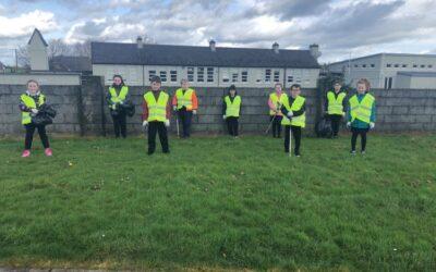 Team Limerick clean up